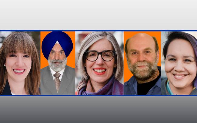 New Democrats add five more to their 2020 team – first five contested nominations using physical distancing