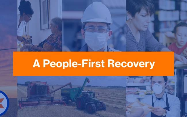 NDP releases a People-First Recovery Plan for post COVID-19