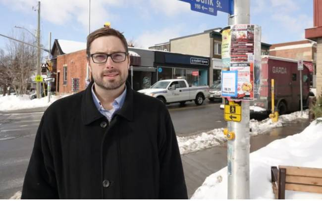 Councillor removes 'beg buttons' at Old Ottawa South crosswalks