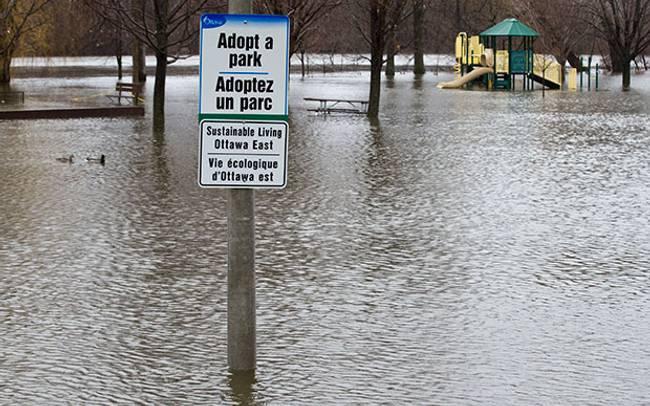 PSA - Brantwood Park Flooding