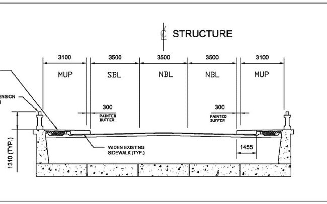 Bank Street Canal Bridge Safety Improvements Approved by City Council