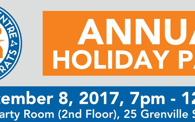 2017 Annual Holiday Party