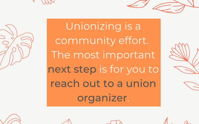 How to Unionize your Workplace