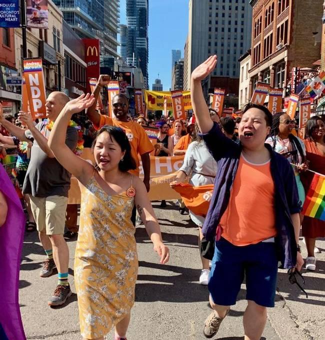 LGBTQ2S+ Justice