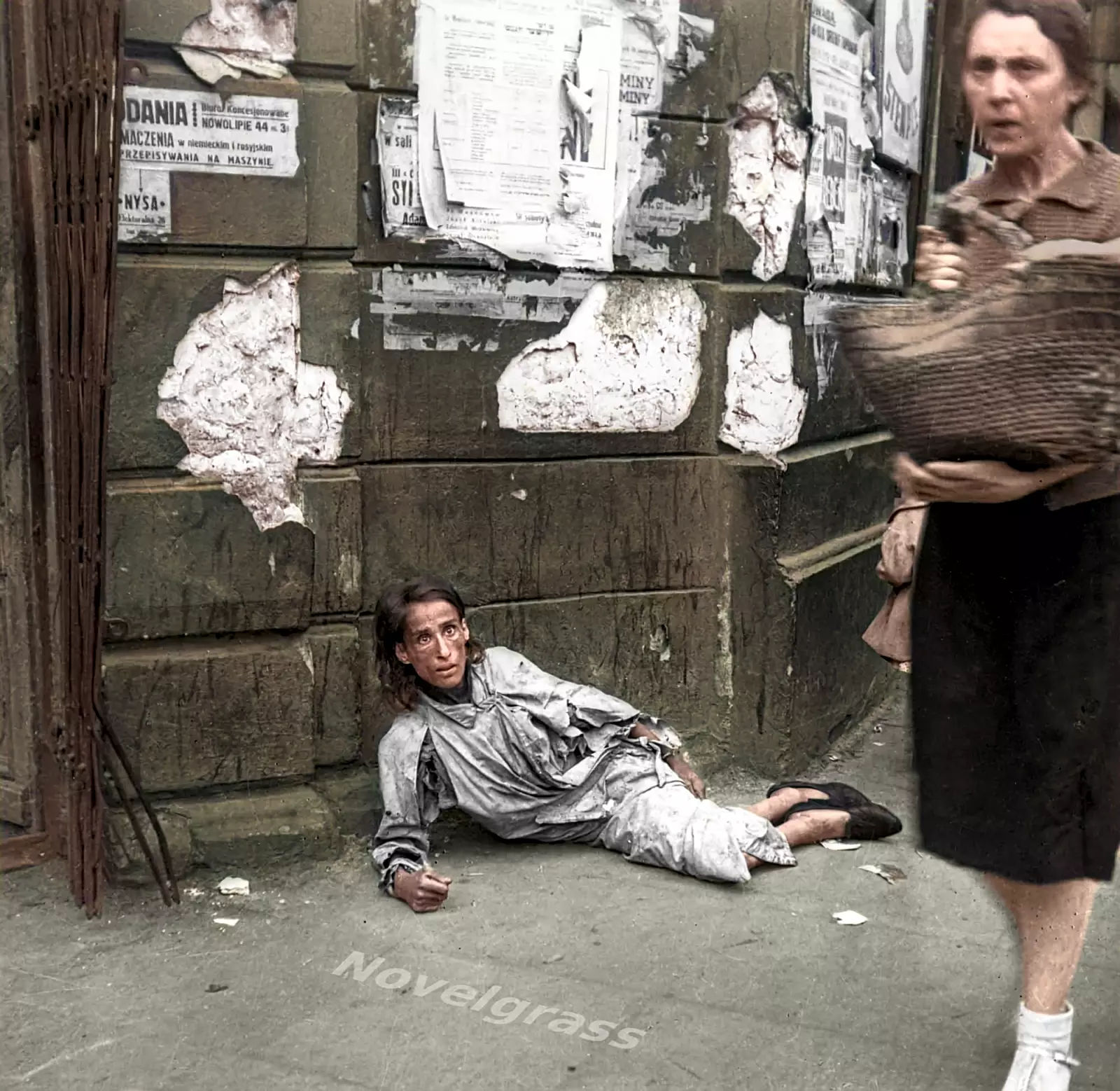 photography, daily, life, in, the, warsaw, ghetto, 1941, holocaust