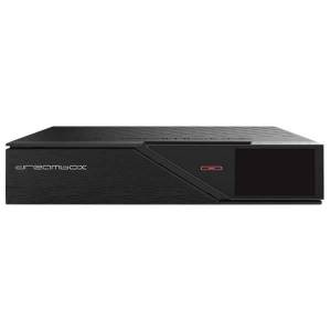 DreamBox DM900 RC20 UHD 4K E2 Linux PVR 1xDVB-S2X FBC MS Twin Tuner Receiver Schwarz 1TB