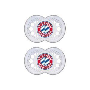MAM Original Silikon 6-16 Monate FC Bayern München 2 St