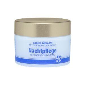 Wörishofener Kräuterhaus Dr. Pfeifer GmbH Andrea Albrecht Nachtpflegecreme m.Vitamin E+B 50 ml