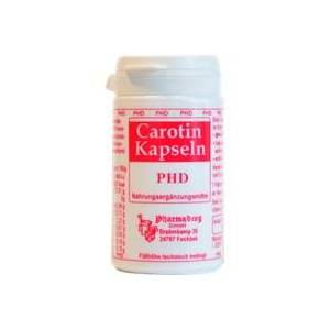 Allpharm Carotin Kapseln 60 St