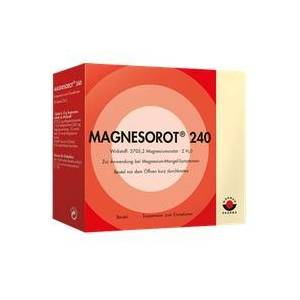 Wörwag Pharma GmbH & Co. KG Magnesorot 240 Beutel 50 St