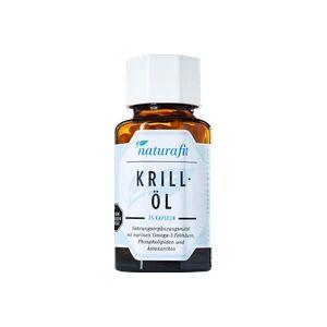 Naturafit Krill-Öl Kapseln 75 St