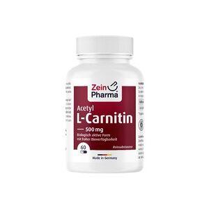 ZeinPharma Acetyl-L-Carnitin Kapseln 60 St