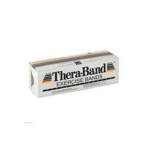 Ludwig Bertram Thera Band Travel 2,5 m mittel stark rot 1 St