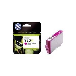 HP 920 XL Tintenpatrone Original Magenta CD973AE Druckerpatrone