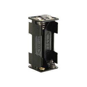 Velleman BH443D Batteriehalter 4x Micro (AAA) Lötanschluss (L x B x H) 53 x 27 x 25mm