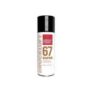CRC Kontakt Chemie Kontakt Chemie DRUCKLUFT 67 SUPER 33191-DE Druckgasspray nicht brennbar 400ml