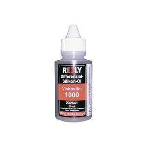 Reely Silikon-Differenzialöl Viskosität CST / CPS 3000 Viskosität WT 185 60ml