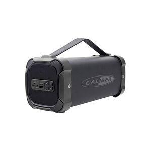 Caliber Audio Technology HPG525BT Bluetooth Lautsprecher AUX, FM Radio, SD, USB Schwarz