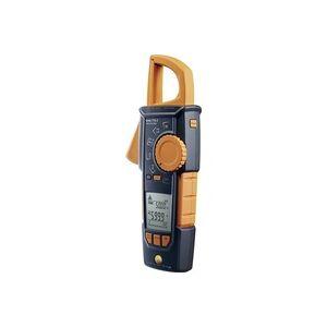 Testo 770-3 Stromzange, Hand-Multimeter digital CAT III 1000 V, CAT IV 600V Anzeige (Counts): 6000