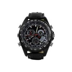Technaxx 4716 Überwachungskamera in der Armbanduhr 8GB