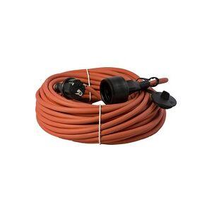 HAWA 10082102 Strom Verlängerungskabel 16A Rot 20.00m