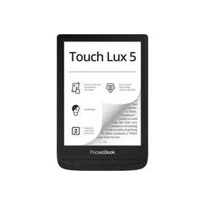 PocketBook Touch Lux 5 eBook-Reader 15.2cm (6 Zoll) Schwarz