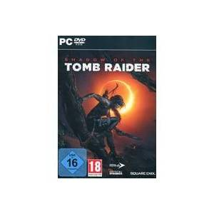 Square Enix PC DVD Shadow of the Tomb Raider PC USK: 16