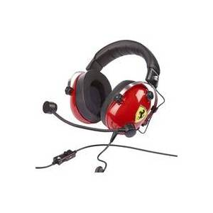 Thrustmaster T.Racing Scuderia Ferrari EDITION Gaming Headset 3.5mm Klinke schnurgebunden Over Ear R