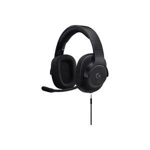 Logitech Gaming G433 Gaming Headset 3.5mm Klinke schnurgebunden Over Ear Schwarz
