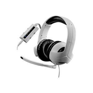 Thrustmaster Y-300CPX Gaming Headset USB, 3.5mm Klinke schnurgebunden Over Ear Weiß, Schwarz