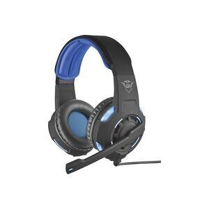 Trust GXT 350 Radius Gaming Headset USB schnurgebunden Over Ear Schwarz