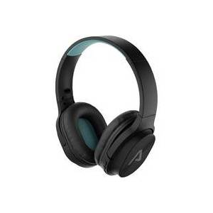 Lamax Base1 Bluetooth, kabelgebunden HiFi Over Ear Kopfhörer Over Ear Faltbar, Headset, MP3-Playe