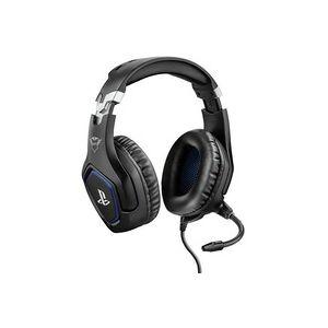 Trust GXT 488 FORZE Headset 3.5mm Klinke schnurgebunden, Stereo Over Ear Schwarz