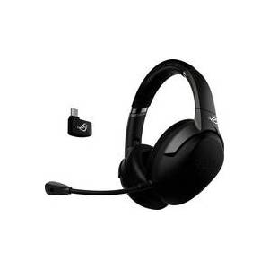 Asus ROG STRIX GO 2.4 Gaming Headset 2.4GHz Funk, 3.5mm Klinke schnurlos, Stereo Over Ear Schwarz