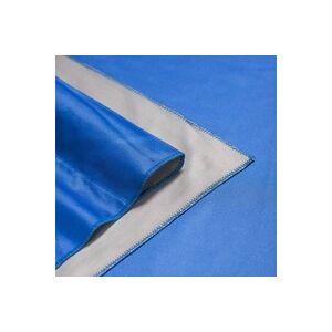 Walimex Pro Stoffhintergrund (L x B) 6000mm x 2850mm Grau, Blau