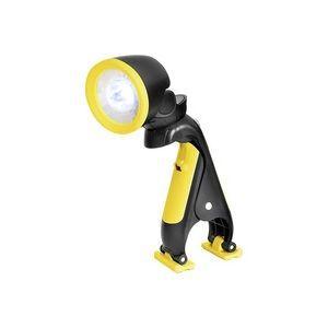 National Geographic 9082100 Klemmleuchte LED Camping-Leuchte 105lm batteriebetrieben 162g Schwarz, G