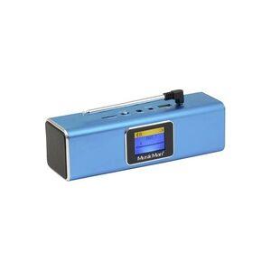 Technaxx Musicman BT-X29 Bluetooth Lautsprecher Blau