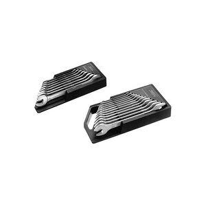 Hazet 450N/12NRS Doppel-Maulschlüssel-Satz 12teilig 6 - 32mm DIN 3110, DIN ISO 10102