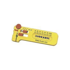 Jokari 40035 SWS-PLUS 016 Drahtabisolierer Geeignet für PVC-Drähte, PTFE-Drähte 0.16mm (max)