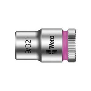 Wera 8790 HMA 05003517001 Außen-Sechskant Steckschlüsseleinsatz 9/32 1/4 (6.3 mm)