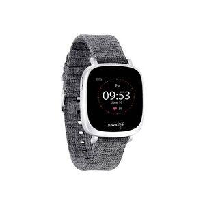 X-WATCH Ive XW Fit Smartwatch 33mm Grau