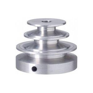 Reely Aluminium Keilriemenscheibe Bohrungs-Ø: 6mm