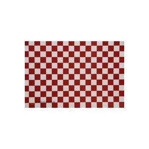 Oracover 44-010-023-010 Bügelfolie Fun 4 (L x B) 10m x 60cm Weiß, Rot