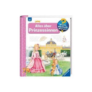 Ravensburger WWW15 Alles über Prinzessinne