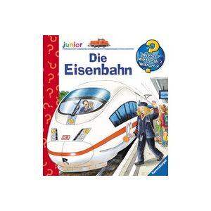 Ravensburger WWWjun9: Die Eisenbahn