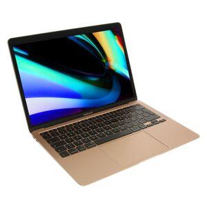 """Apple Gebraucht: Apple MacBook Air 2020 13"""" Intel Core i5 1,10 512 GB SSD 8 GB gold"""