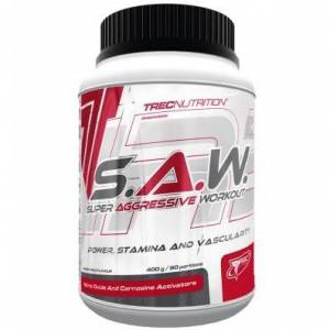 TREC NUTRITION S.A.W Wildberry, 400 g