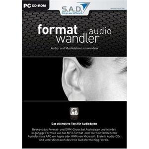 S.A.D. - Formatwandler für Audio & Musik 2