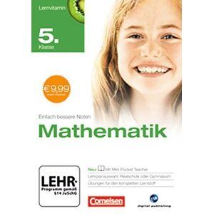 Cornelsen - Lernvitamin - Mathematik 5. Klasse (für Realschule und Gymnasium)