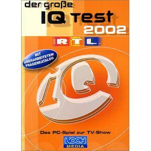Koch Media Deutschland - Der große IQ-Test 2002